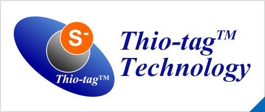 Thio-tag Technology